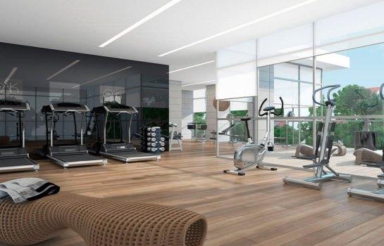 Ремонт фитнес-клубов, фитнес-центров, спортзалов