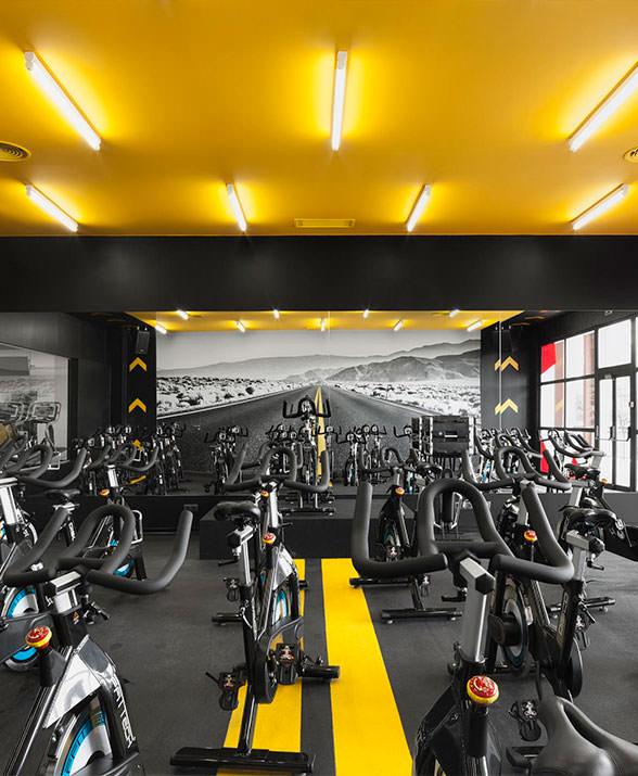 Как мы делаем отделку фитнес-центров