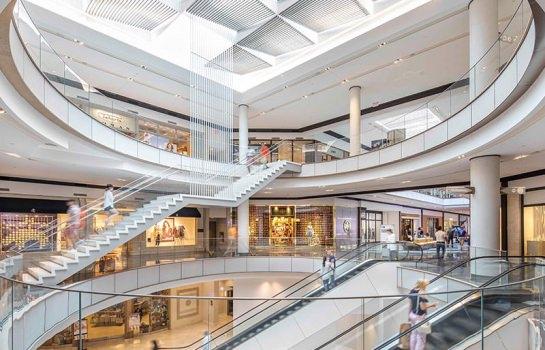 Ремонт торговых и бизнес-центров